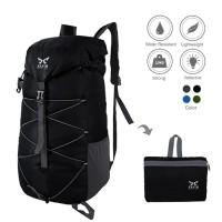Tas Ransel / Backpack Waterproof 35l Bisa Dilipat Jadi Kecil (019)