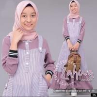Gamis Remaja Zahwa Dress / Gamis Anak / Baju Muslim Anak