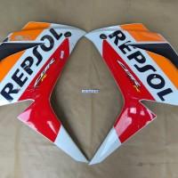 original cover sayap fairing cbr 150 new led repsol copotan motor