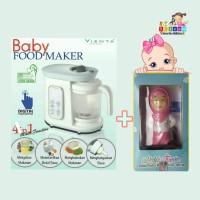 Baby Food Maker vienta + Hafizah junior dokter