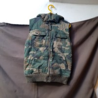 ARMY US AIR FORCE CAMOUFLAGE VEST