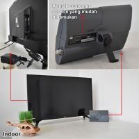Antena Digital Tv PX DA-5120 Model terbaru Dari PX DA-5200 & DA-5700