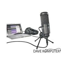 Best Seller Audio Technica At2020 Usb+ Microphone