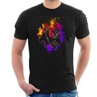 Kaos Soul Of The Archwizard Megumin KonoSuba T-shirt