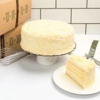 Union Cheesecake 24cm (Kue Ulang Tahun/Birthday Cake)