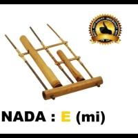 TERMURAH ANGKLUNG SATUAN NADA E (MI) TOP QUALITY