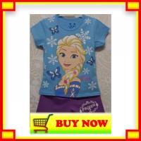 ⭐️Promo⭐️ Baju Anak Cewek Prozen Size 1-10 Thn Ap29
