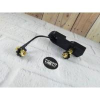 ORT Quad Shield Pro 5.8G Patch Receiver DJI FPV Goggle Antenna Goggle