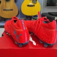 Paling Terlaku Sepatu Bola Puma Future Netfit Griezmann 19.1 Red Fg