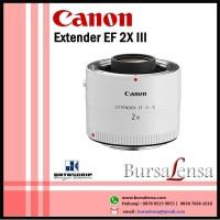 Canon EF 2X III Extender