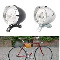 Lampu Sepeda Onthel / Lampu LED Sepeda Jadul / Bicycle Retro Vintage