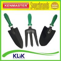 Kenmaster Garden Tool Set 3 Pcs - Alat Berkebun Taman Sekop Mini