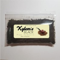 Javan Pipe Xylems Black (Bulk 40g) - Tembakau Pipa Rasa Sillems Black