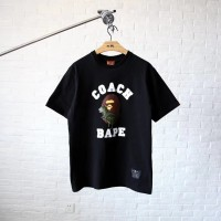 Coachx bapex tshirt