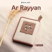 Al Quran Ar Rayyan Pastel For Man Bonus Al Matsurat