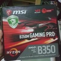 Motherboard MSI B350M GAMING PRO / B350