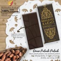 Organic 100% Dark Chocolate - Real 100% Dark series