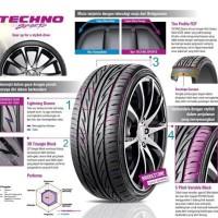 Ban Bridgestone 195/50R16 195/50/16 R16 R 16 techno sport