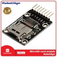MICROSD CARD MODULE ROBOTDYN MICRO SD MODULE