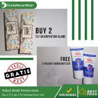 Promo 2 TLF GRATIS 2 Hand Sanitizer Gel / TLF Beauty Water / Face Art