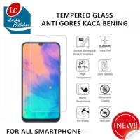 Samsung J6 Plus Samsung J6+ Tempered Glass Anti Gores Bening