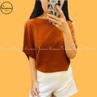 Blouse Wanita Off Shoulder 914 - Baju Atasan Blouse Off Shoulder 914