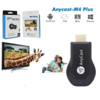 Anycast M4 Plus HDMI Dongle USB Wireless - HDMI Wifi Receiver
