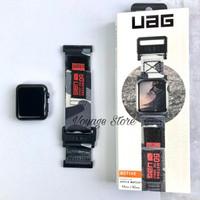 Strap UAG Kanvas apple watch iwatch 2 3 4 5 1:1 tali jam sport bkn ori