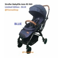 Stroller Baby Elle Kereta Bayi BabyElle Avio RS S 969 Limited Edition
