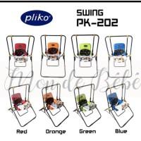 ayunan bayi / baby swing pliko PK 202 ( NEW )