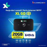 Modem Mifi Huawei E5573 Free 20Gb XL Modem Wifi Portable Original