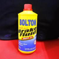 Minyak Rem brake fluid dot 3 untuk mobil dan motor (1lt)