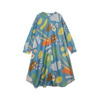 Nadjani - Dress Cady - Blue