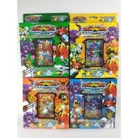 Kartu Animal Kaiser Special Edition Rare Cards S1-S5