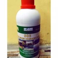 SOC HCS Obat Herbal cair Penambah nafsu makan sapi