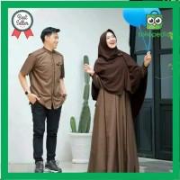 Best Seller Baju Couple Muslim Terbaru Set Couple Pasangan Keluarga