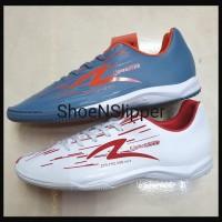 Sepatu Futsal Specs Accelerator Lightspeed FS SE - White Emp Red, 43