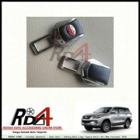 Mobil Colokan Seatbelt Seat Belt Safety 2016 Fortuner New All Kulit To