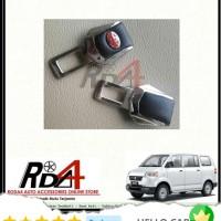 Mobil Colokan Seatbelt Seat Belt Safety Lama Apv Kulit Toyota Logo
