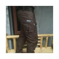 Baju Pakaian celana pria Celana Pramuka Panjang - Celana Sekolah - Pdl