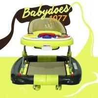 Baby Walker BabyDoes 1077/Alat Bantu Jalan Bayi/baby Wallker Does Mura