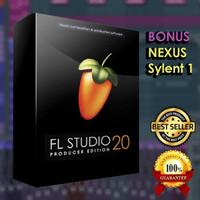 Fl Studio 20 Producer Edition Full Version Bonus