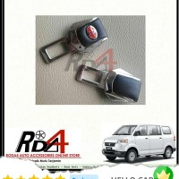 Mobil Colokan Seatbelt Seat Belt Safety Logo Toyota Kulit Apv Lama
