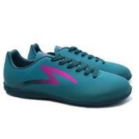 Sepatu Futsal SPECS Eclipse In - Dark Emerald Mineral Blue S