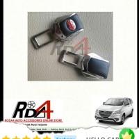 Mobil Colokan Seat Belt - Safety Belt Kulit Toyota Grand Innova