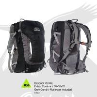 Tas Carier/Gunung 45 L Hiking TRKG Daypack Outdoor carrier 45L (liter)