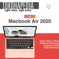 Apple MacBook Air 2020 13.3'' 512GB Up to 3.5GHz MVH22 Touch ID