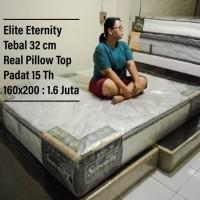 Orthopedic kasur Spring Bed Elite Eternity 2020 180x200 padat t:32 cm