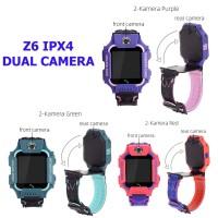 Jam Tangan Anak Imo Z6 Dual Camera Bahasa Indonesia Smartwatch Phone