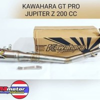 Knalpot KAWAHARA GT PRO Jupiter Z 200 cc
